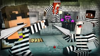 Minecraft Mini-Game: COPS N ROBBERS! (EPIC WARDEN FAIL!) /w Facecam