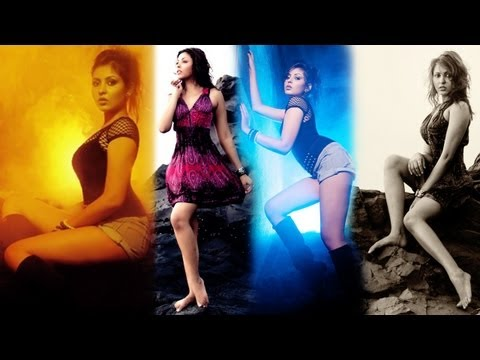 Actress Madhu Shalini Hot Photo Shoot video