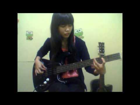 Gigi - Nakal (Cover bass by Lia)