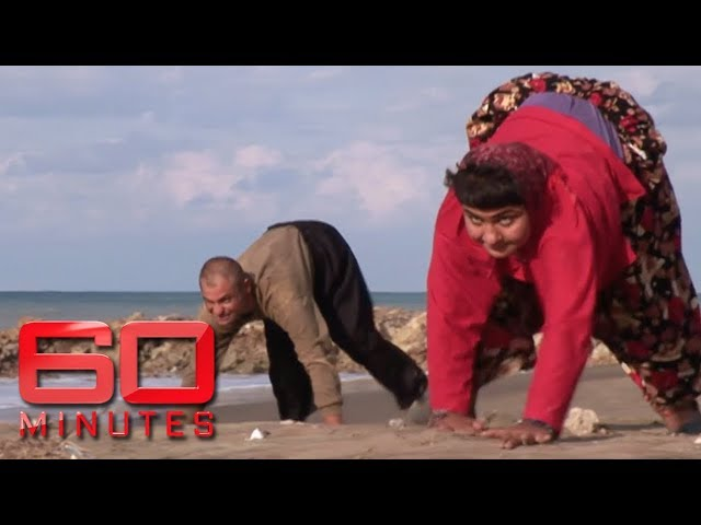 Remote village where people walk on all fours - Are they a missing link?