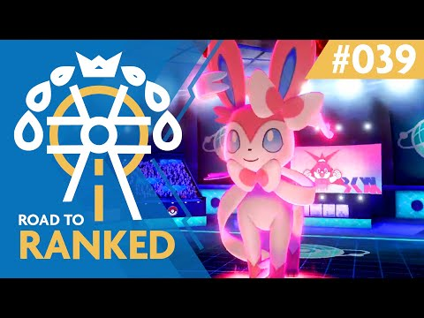 Road to Ranked #39 - A Charming Play | Competitive Pokemon Sword/Shield Battles