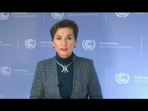 Christiana Figueres addresses World Energy Leaders Summit