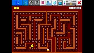 The Sandbox Evolution - How-To Make your own PAC-MAN Levels!