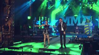 Lidia Buble si Adrian Sina - Noi simtim la fel - LIVE @ Media Music Awards 2014