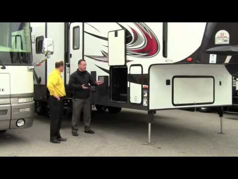 2014 Heartland Cyclone Fifth Wheel Toy Hauler Features (Part 2 of 2)