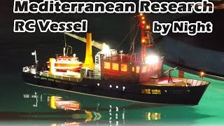CVP - RC Mediterranean Research by Night