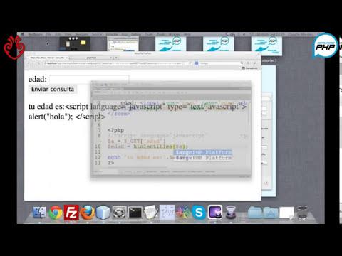 Taller de Seguridad con PHP