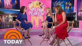 Tina Fey Talks About 'Mean Girls' On Broadway, Hosting SNL | TODAY