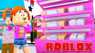 Roblox | Shopping At The Baby Store For Baby Kira!
