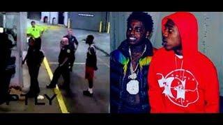 Kodak Black 22gz Arrested Fighting In The Club..DA PRODUCT DVD