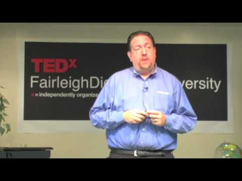 Global education and the American dream: Jason Scorza at TEDxFairleighDickinsonUniversity