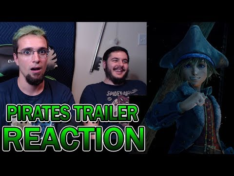 This KH3 Trailer Is Too Much To Handle! ~ Reaction