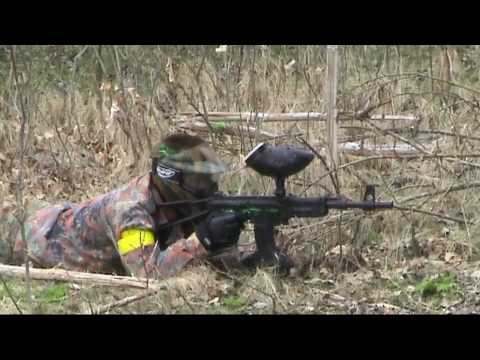 Paintball Gotcha Woodland 04.04.2010 Brezova