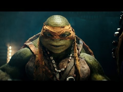 'Teenage Mutant Ninja Turtles' Trailer 2