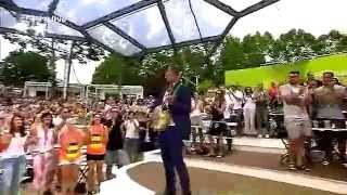 Jürgen Drews - Heute schlafen wir im Cabrio - ZDF-Fernsehgarten 19.07.2015