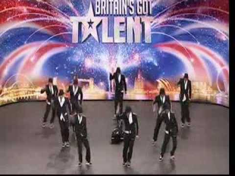 Flawless - Britains Got Talent 2009