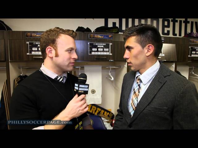 Union 1-1 Toronto Post-game Interviews