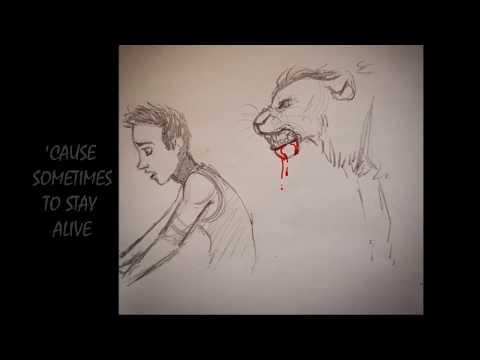 Migraine - Twenty One Pilots (animatic/storyboard)