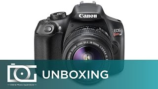 CANON EOS Rebel T6 (1300D) With EF-S 18-55MM IS II Lens | OVERVIEW - REVIEW