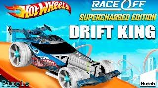 Hot Wheels Race Off - Brand New Car DRIFT KING