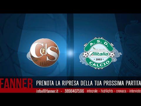 Serie A - 21^ - Checco dello Scapicollo VS Alitalia Calcio - legacalcioa8.it