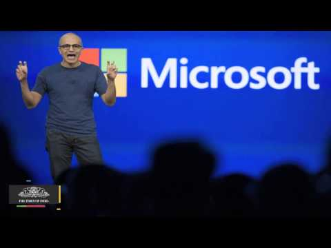 Microsoft Job Cuts: Satya Nadella Is Cleaning Up Steve Ballmer's Mess - TOI