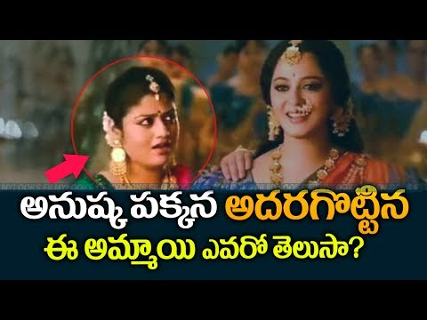 baahubali 2 movie news | devasena friend character in bahubali movie |  ss rajamouli
