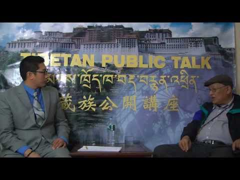 Tibetan Public Talk - Interview with the famous Kounpo Thupten la, November 2012 - Part 2