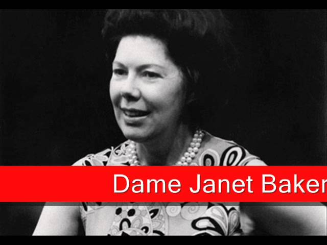 Dame Janet Baker: Handel - Ariodante, 'E vivo ancora! Scherza infida in grembo al drudo'