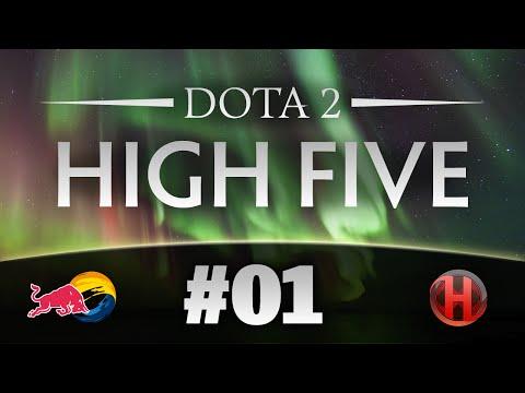 Dota 2 High Fives - Ep. 1 [RedBull Weekly]