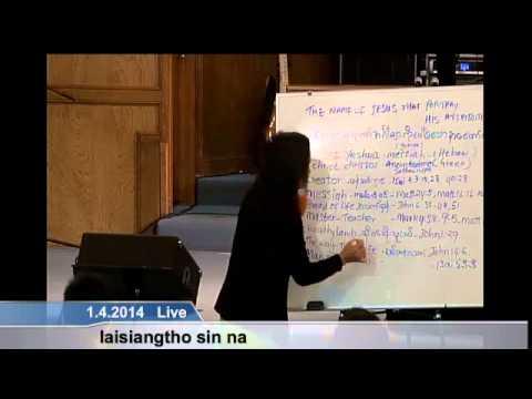 [FGATulsa]#1121#Jan 4,2015 LAISIANG THO SINNA (Pastor Vung N