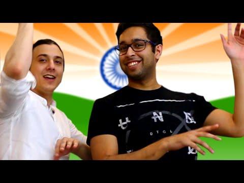 Indian Dancing Ft. ShahZaM