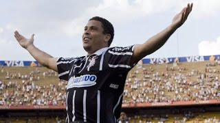 Ronaldo ◄ Corinthians ► All first 10 goals ! ! !