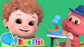 Cobbler Cobbler mend my shoes | Learn English with Songs for Children - Bundle of Joy