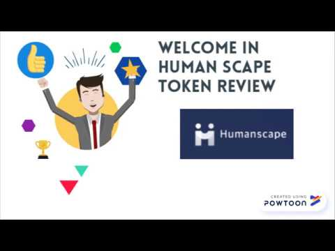 HUMANSCAPE Token Review