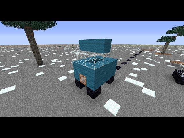 Minecraft: Jezdící auto bez módů