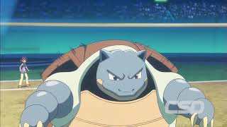 Blastoise VS Gengar | Pokemon the Movie I Choose You