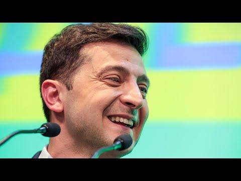 Зеленский выигрывает, Порошенко признаёт поражение | 21.04.19