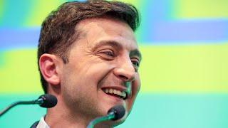 Зеленский лидирует, Порошенко признаёт поражение   21.04.19