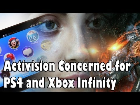 Activision Concerned for PlayStation 4 and Xbox Infinity