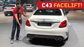 AMG C43 Facelift! It's fixed it's BIGGEST problem!