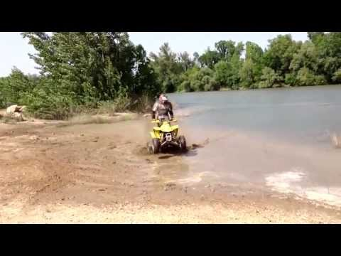 Gopro 3 (full Hd Video) - 3x Suzuki Ltz 400 video