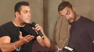 Salman Khan FIGHTS With Aamir Khan & Makes Him Cry