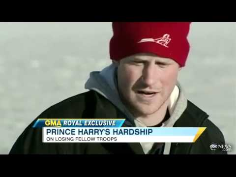 Exclusive Prince Harry on Kate Middleton