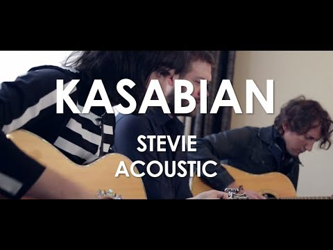 Kasabian - Stevie - Acoustic [Live in Paris]
