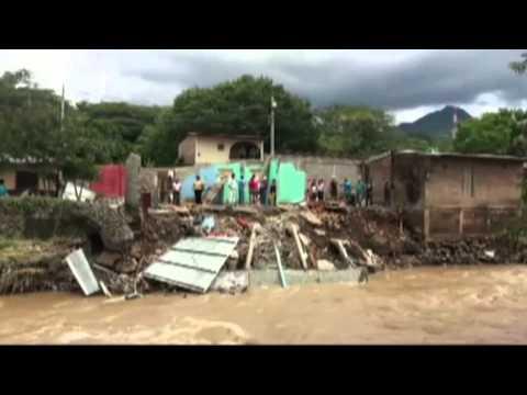 Continuan evacuaciones en Managua y en Matagalpa se reportan afectaciones por lluvias