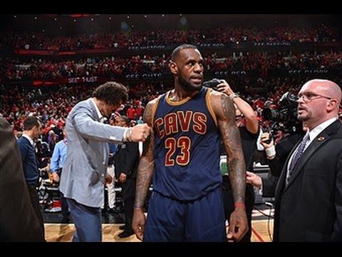 Top 5 NBA Plays: May 10th