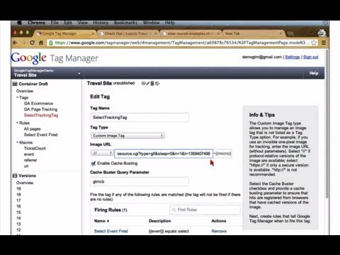 Google Tag Manager Technical Implementation Webinar