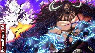 "KAIDO is The FASTEST YONKO! | ""ELECTRIC HAKI"" | One Piece Chapter 924+"