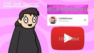 100 Subscriber Special! Tysm! | Animation